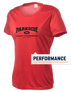 Parkside Elementary School Thunderbirds Women's Competitor Performance T-Shirt