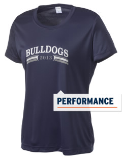 Southern Heights Elementary School Bulldogs Women's Competitor Performance T-Shirt