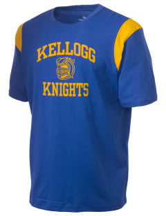 Kellogg Middle School Knights Holloway Men's Rush T-Shirt
