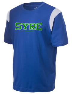 Syre Elementary School Wildcats Holloway Men's Rush T-Shirt