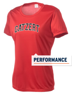 Gatzert Elementary School Bears Women's Competitor Performance T-Shirt