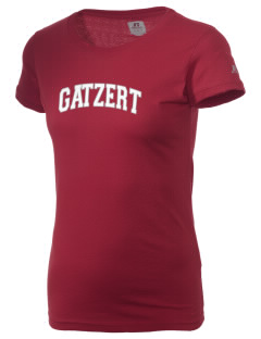 Gatzert Elementary School Bears  Russell Women's Campus T-Shirt