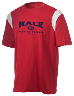 Nathan Hale High School Raiders Holloway Men's Rush T-Shirt