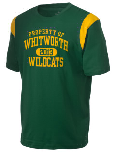Whitworth Elementary School Wildcats Holloway Men's Rush T-Shirt