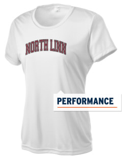 North Linn Elementary School Lynx Women's Competitor Performance T-Shirt