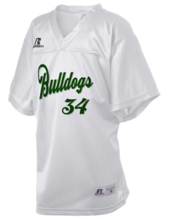Esek Hopkins Middle School Bulldogs Russell Kid's Replica Football Jersey
