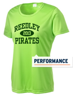 Reedley High School Pirates Women's Competitor Performance T-Shirt
