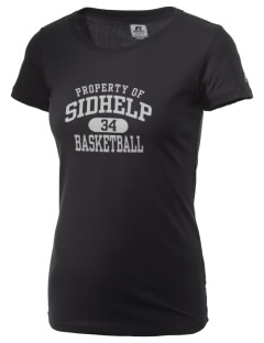 SIDHelp Athletics  Russell Women's Campus T-Shirt