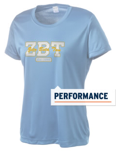 Zeta Beta Tau Women's Competitor Performance T-Shirt
