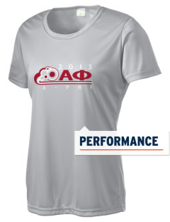 Alpha Phi Women's Competitor Performance T-Shirt