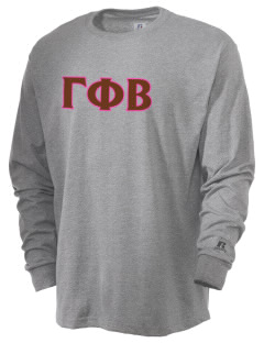Gamma Phi Beta  Russell Men's Long Sleeve T-Shirt