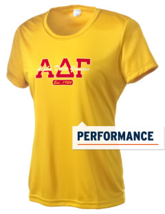 Alpha Delta Gamma Women's Competitor Performance T-Shirt