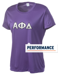 Alpha Phi Delta Women's Competitor Performance T-Shirt