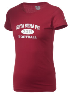 Beta Sigma Psi  Russell Women's Campus T-Shirt