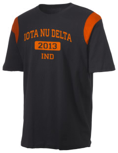 Iota Nu Delta Holloway Men's Rush T-Shirt