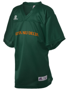 Iota Nu Delta Russell Kid's Replica Football Jersey
