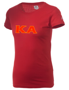 Kappa Alpha Society  Russell Women's Campus T-Shirt