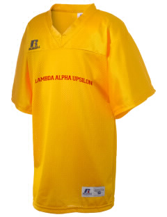 Lambda Alpha Upsilon Russell Kid's Replica Football Jersey