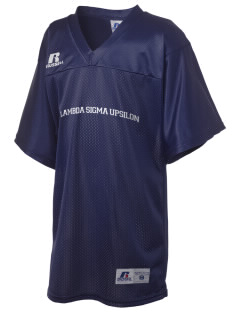 Lambda Sigma Upsilon Russell Kid's Replica Football Jersey