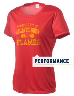 Atlantic Union College Flames Women's Competitor Performance T-Shirt