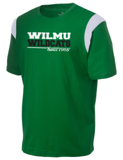 Wilmington University Wildcats Holloway Men's Rush T-Shirt