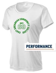 East Arkansas Community College Jaguars Women's Competitor Performance T-Shirt