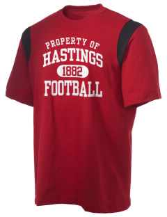Hastings College Broncos Holloway Men's Rush T-Shirt