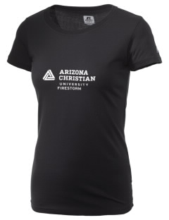 Arizona Christian University Firestorm  Russell Women's Campus T-Shirt