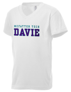 McFatter Technical Center Davie Kid's V-Neck Jersey T-Shirt