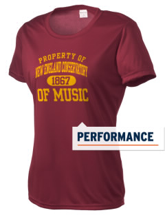 New England Conservatory of Music Penguins Women's Competitor Performance T-Shirt