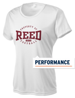 Reed College Griffins Women's Competitor Performance T-Shirt