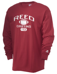 Reed College Griffins  Russell Men's Long Sleeve T-Shirt
