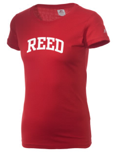 Reed College Griffins  Russell Women's Campus T-Shirt