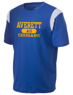 Averett University Cougars Holloway Men's Rush T-Shirt