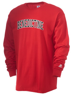 Benedictine University Eagles  Russell Men's Long Sleeve T-Shirt