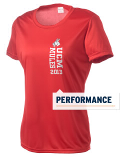 University of Central Missouri Mules Women's Competitor Performance T-Shirt