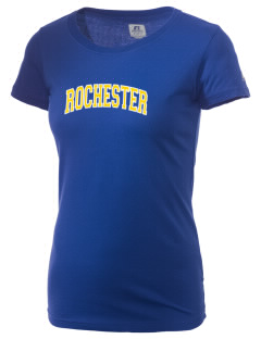 University of Rochester Yellowjackets  Russell Women's Campus T-Shirt