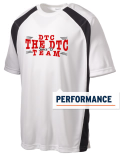 The DTC The DTC Men's Dry Zone Colorblock T-Shirt