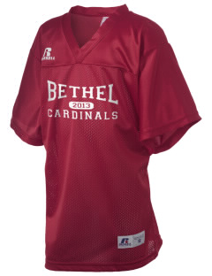 Bethel Elementary School Cardinals Russell Kid's Replica Football Jersey