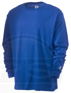 Ellsworth AFB  Russell Men's Long Sleeve T-Shirt