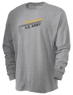 Fort Gillem  Russell Men's Long Sleeve T-Shirt