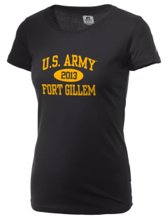 Fort Gillem  Russell Women's Campus T-Shirt