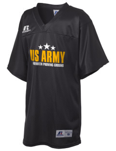Aberdeen Proving Ground Russell Kid's Replica Football Jersey