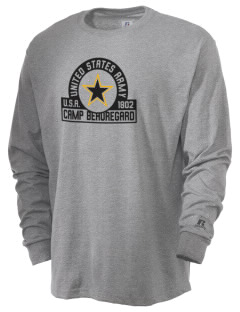 Camp Beauregard  Russell Men's Long Sleeve T-Shirt