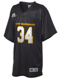 Camp Beauregard Russell Kid's Replica Football Jersey