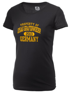 Grafenwoehr  Russell Women's Campus T-Shirt