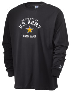 Camp Zama  Russell Men's Long Sleeve T-Shirt