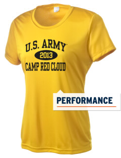 Camp Red Cloud Women's Competitor Performance T-Shirt