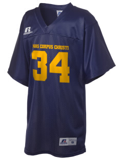 Corpus Christi Naval Air Station Russell Kid's Replica Football Jersey