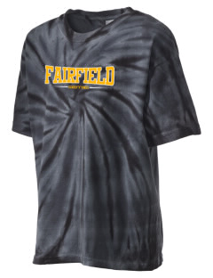 Fairfield Middle School Griffins Kid's Tie-Dye T-Shirt